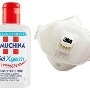 Igienizzanti & Mascherine